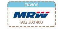 Envíos MRW 902 300 400