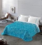 Comprar Colcha Bouti Agnes Azul - 240x270