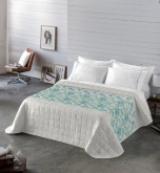 Comprar Colcha Bouti Thais Azul -  240x270