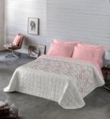 Comprar Colcha Bouti Thais Rosa -  240x270