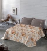 Comprar Colcha Bouti Iris Naranja - 270x270